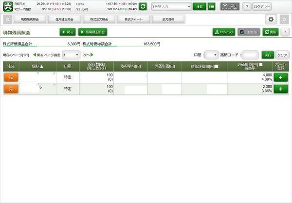 ネット ストック スマート 松井 証券